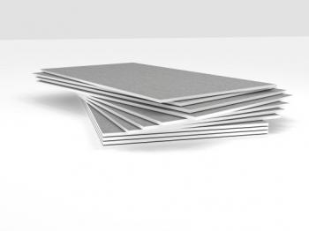 Гипсостружечная плита влагостойкая (толщина 12 мм)