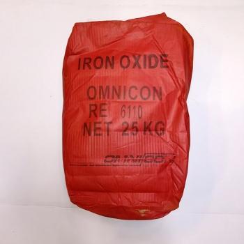 Пигмент Omnicon RE 6110 кирпично-красный 1,5кг