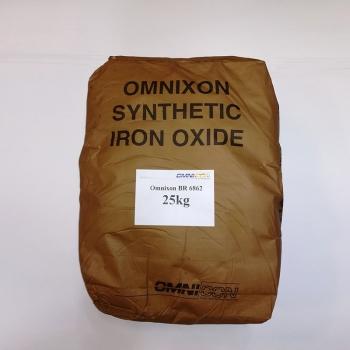 Пигмент Omniсon BR 6862 темно-коричневый 1,5кг