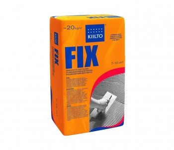 Клеи для плитки и керамогранита KIILTO FIX