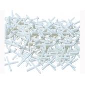 Крестики для укладки плитки 1,5мм 100шт/уп