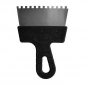 Зубчатый шпатель 150х8мм