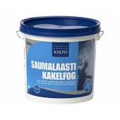 Затирка для плитки КIILTO 10 белая 3кг SAUMALAASTI