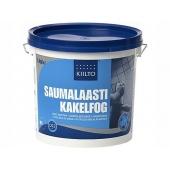 Затирка для плитки КIILTO 50 черная 3кг SAUMALAASTI