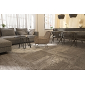 Travertine brown 600х600х10