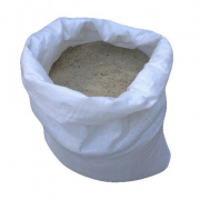 Строительный карьерный сеяный песок