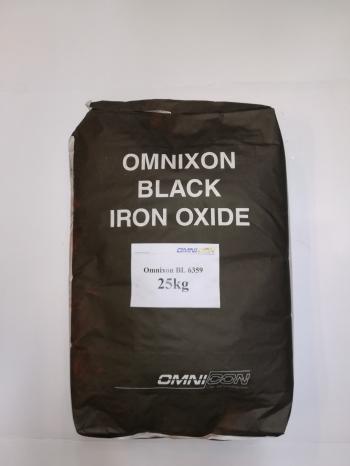 Пигмент Omnicon BL 2360 черный 25кг