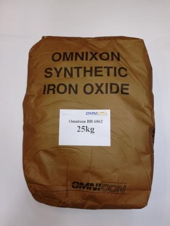 Пигмент Omniсon BR 6869 шоколадный 1,5кг