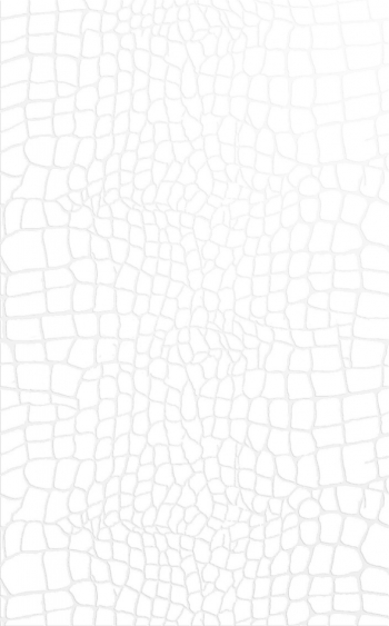 Кайман белый 250х400х8