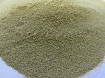 Песок кварцевый белый Лужский 0-0,63 Мешок 50 кг.