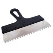 Зубчатый шпатель 300х8мм