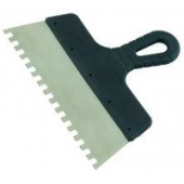 Зубчатый шпатель 250х10мм